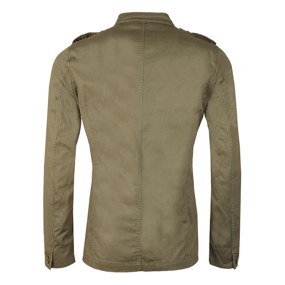 Pretty Green Mens Green Langford Jacket main image