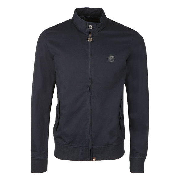 Pretty Green Mens Blue Newton Jacket main image