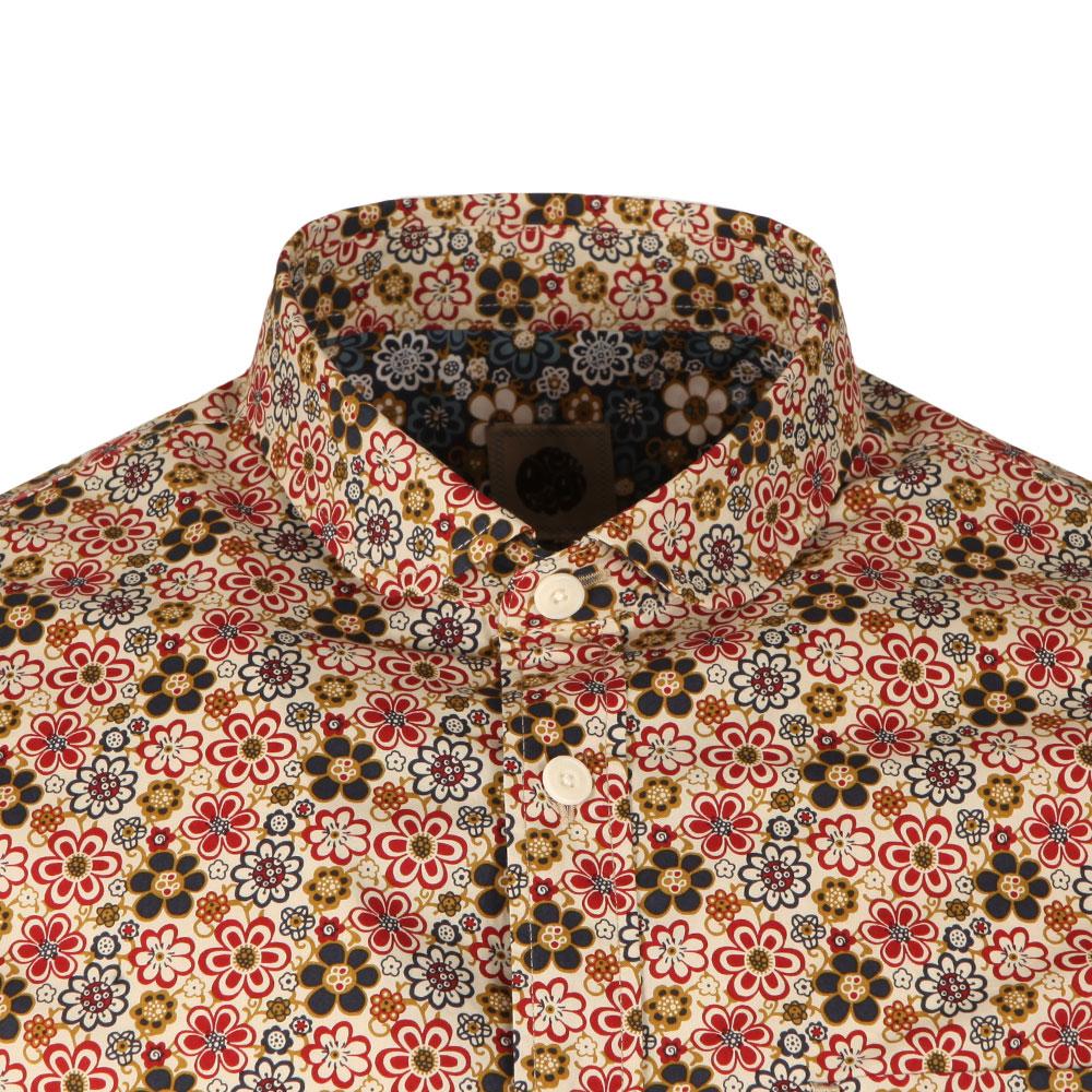 L/S Floral Manor Shirt main image
