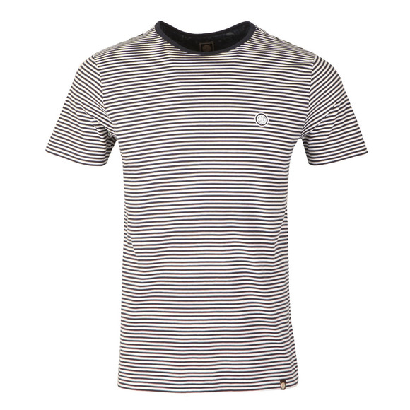 Pretty Green Mens Blue Summerbee Tee main image