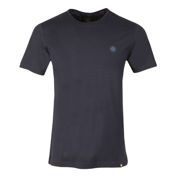 Pretty Green Mens Blue S/S Mitchell Tee main image