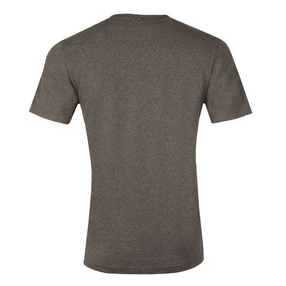 Pretty Green Mens Grey S/S Thornley Paisey Tee main image