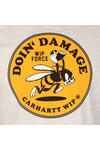 Carhartt Mens Brown WIP Force T Shirt