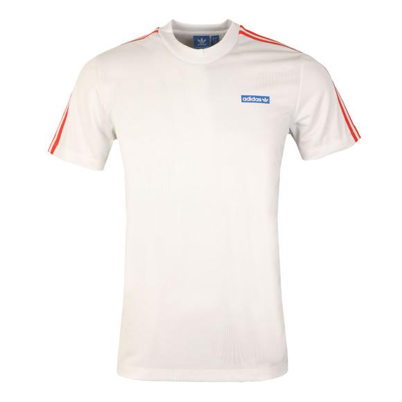 Adidas Originals Mens White S/S Tennoji Tee main image