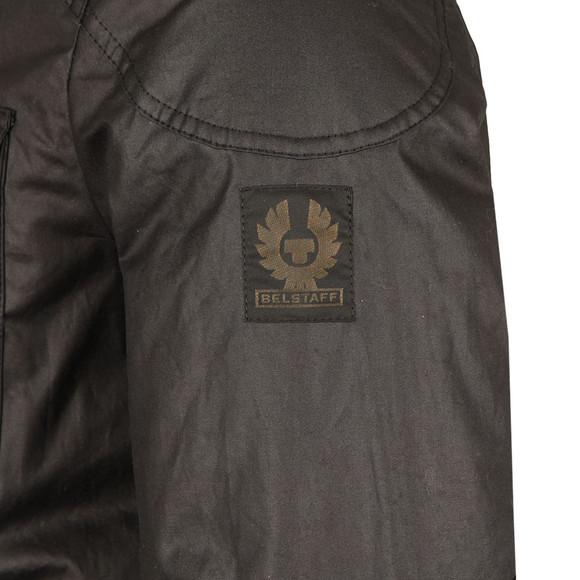 Belstaff Mens Blue Ravenswood Wax Jacket main image