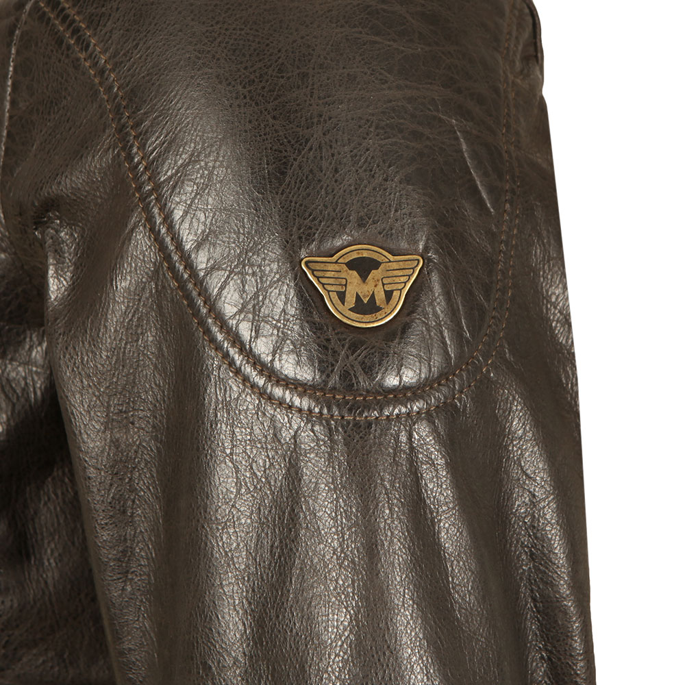 Mick Leather Blouson  main image