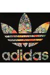Adidas Originals Womens Black Jardim A T-Shirt