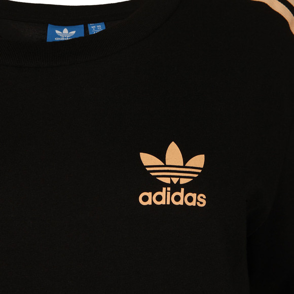 Adidas Originals Womens Black Jardim A Tee main image