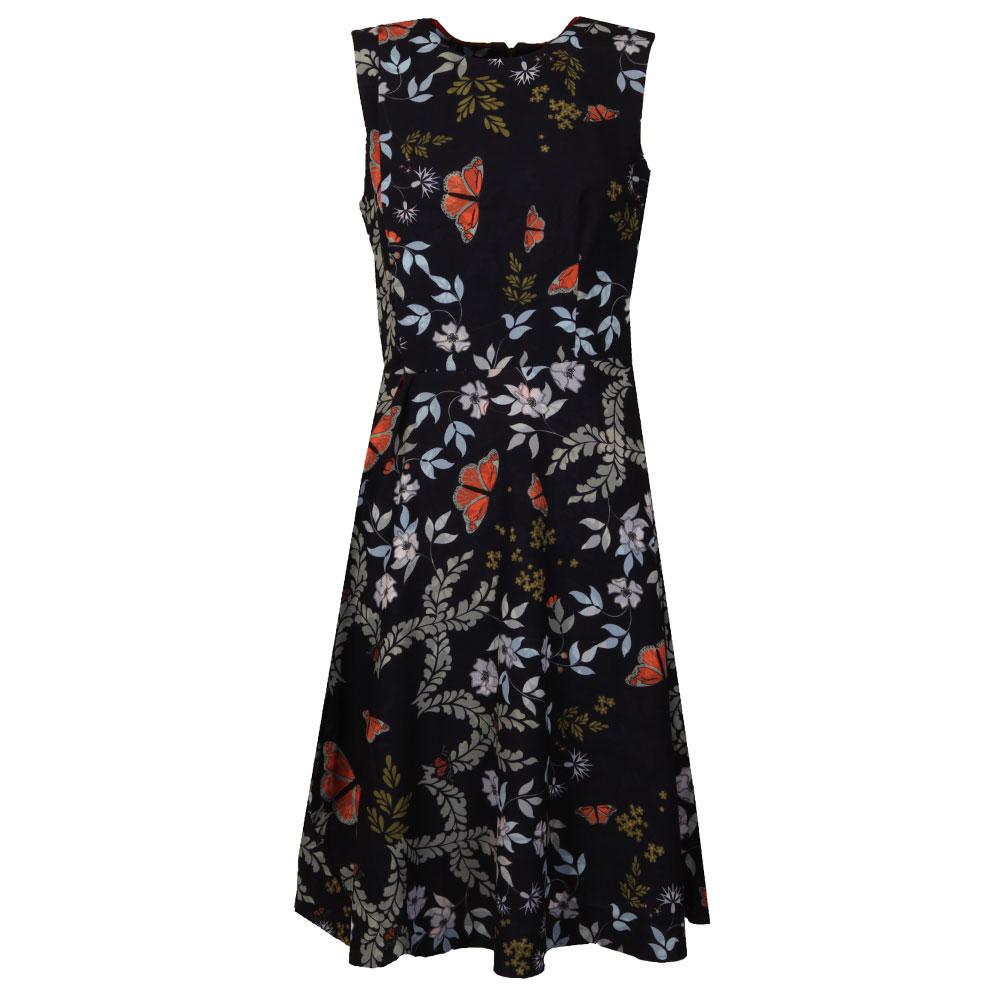 Jennesa Kyoto Gardens Fold Dress main image