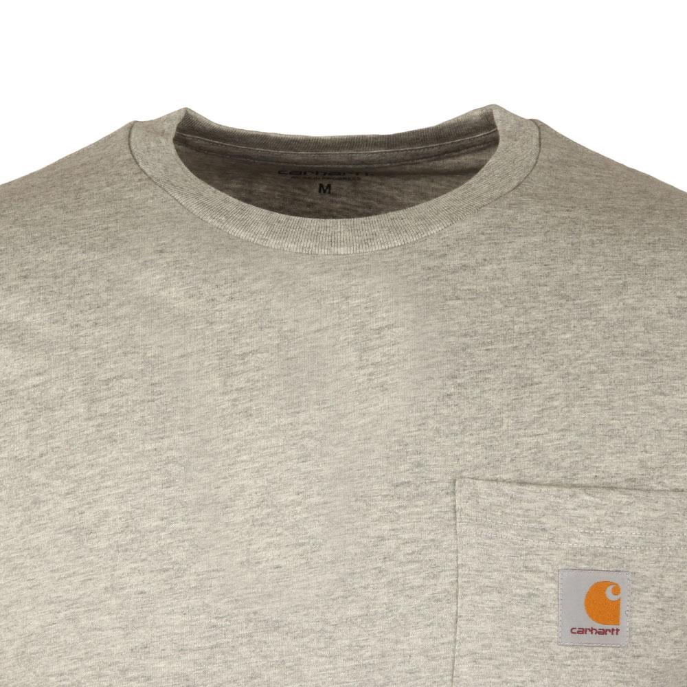 Long Sleeve Pocket T Shirt main image