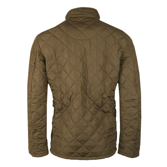Barbour Lifestyle Mens Green Chelsea Quilt Jacket main image
