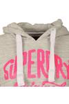 Superdry Womens Grey MFG Hoody