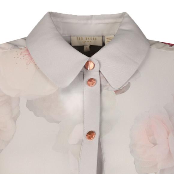 Ted Baker Womens Grey Chelsea Long Sleeve Shirt main image