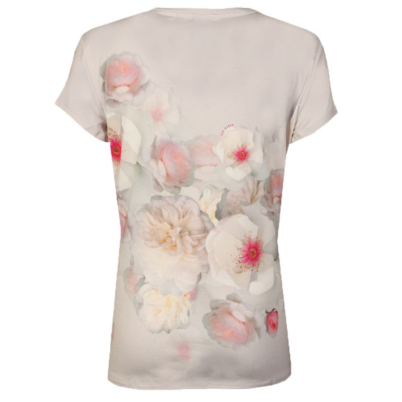 Ted Baker Womens Grey Tamraa Chelsea Fitted Tee main image
