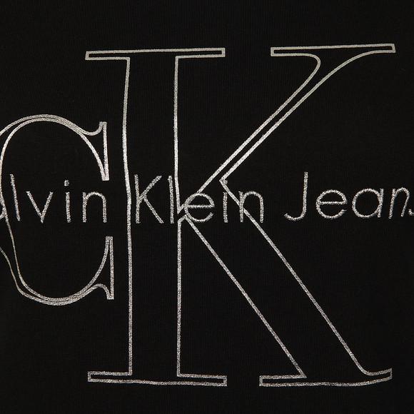 Calvin Klein Womens Black Tanya-18 True Icon Tee main image