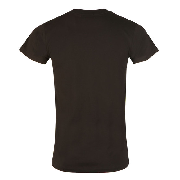 Maison Labiche Mens Black 99 Problems Heavy T Shirt main image