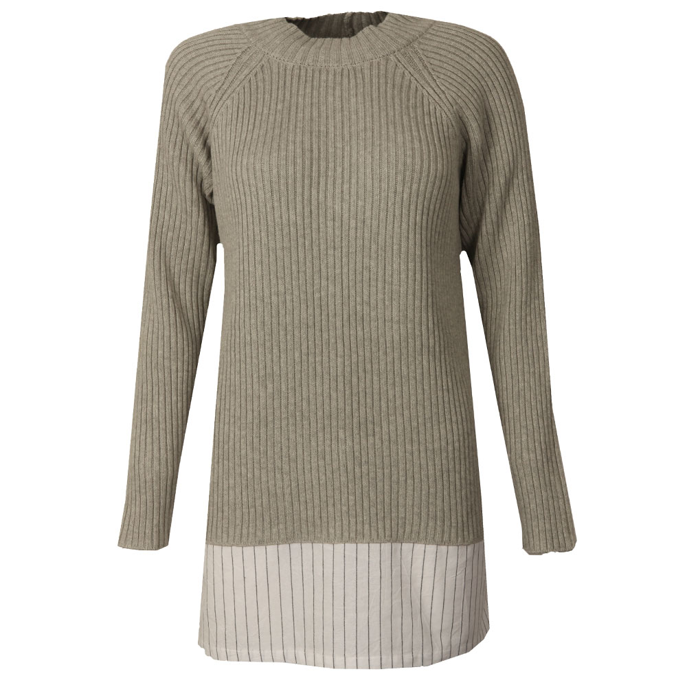 ILA Knits High Neck Jumper main image