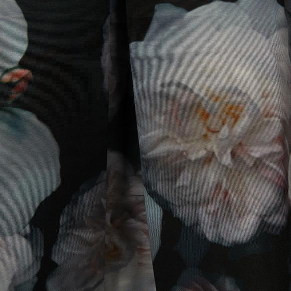 Ted Baker Womens Black Jelina Chelsea Full Skirt Dress main image