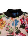 Adidas Originals Womens Multicoloured Floralita Track Top