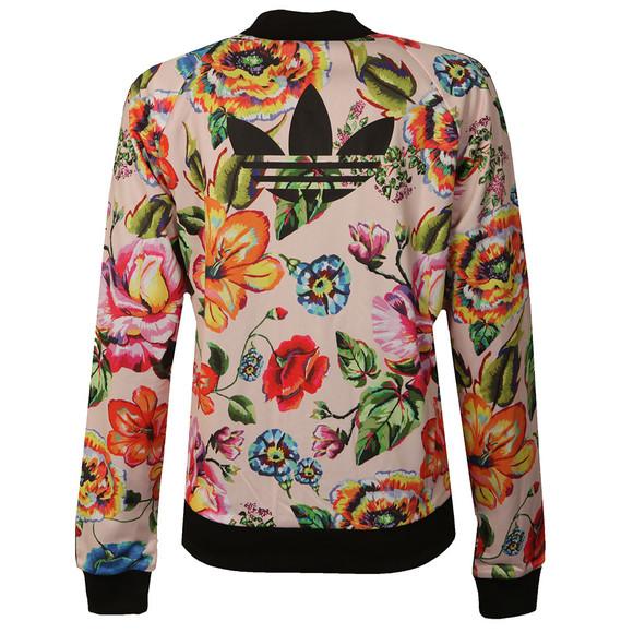 Adidas Originals Womens Multicoloured Floralita Track Top main image