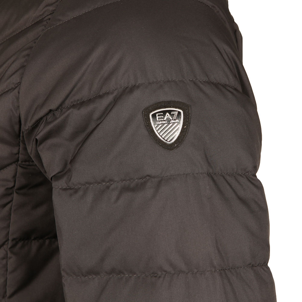 Small Shield Logo Lightweight Down Jacket main image