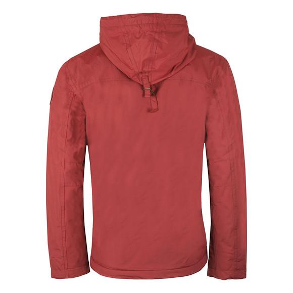 Napapijri Mens Red Rainforest Winter Jacket main image