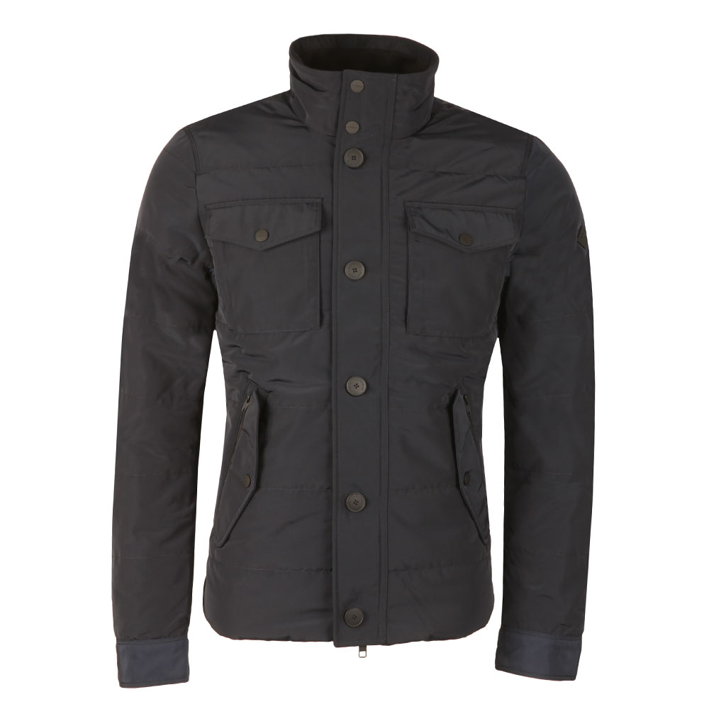 Bailey Structured Poly Jacket main image