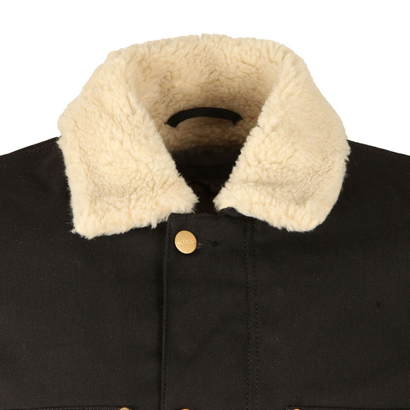 Carhartt Mens Black Phoenix Coat main image