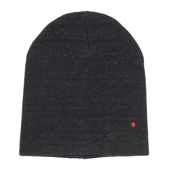Superdry Mens Blue Basic Beanie main image