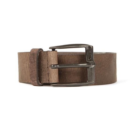 Diesel Mens Brown Whyz Belt main image