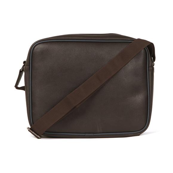 Ted Baker Mens Brown Webbing Despatch Bag main image