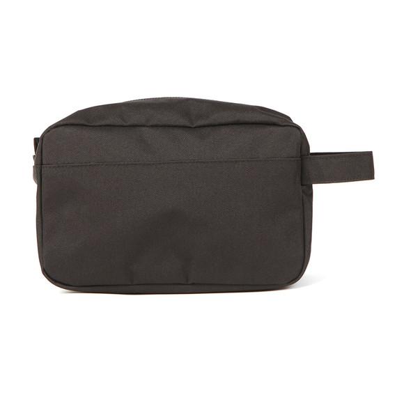 Herschel Mens Black Chapter Wash Bag main image