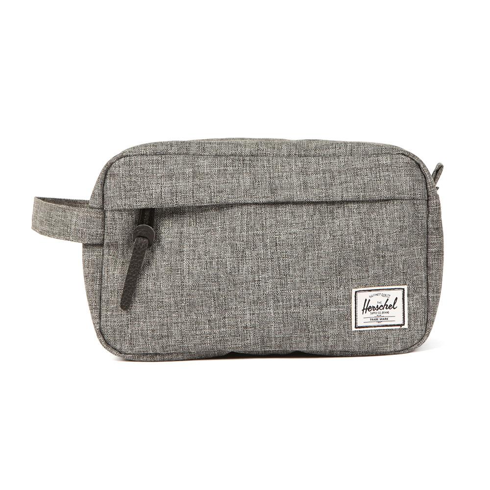 Herschel Chapter Wash Bag, In Raven