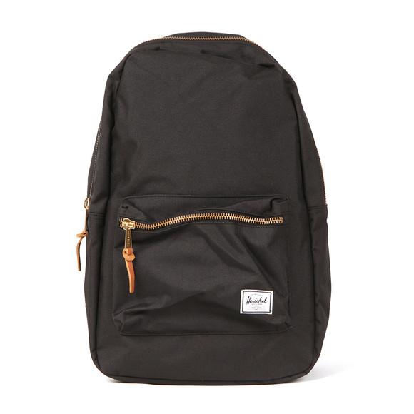 Herschel Mens Black Settlement Backpack main image
