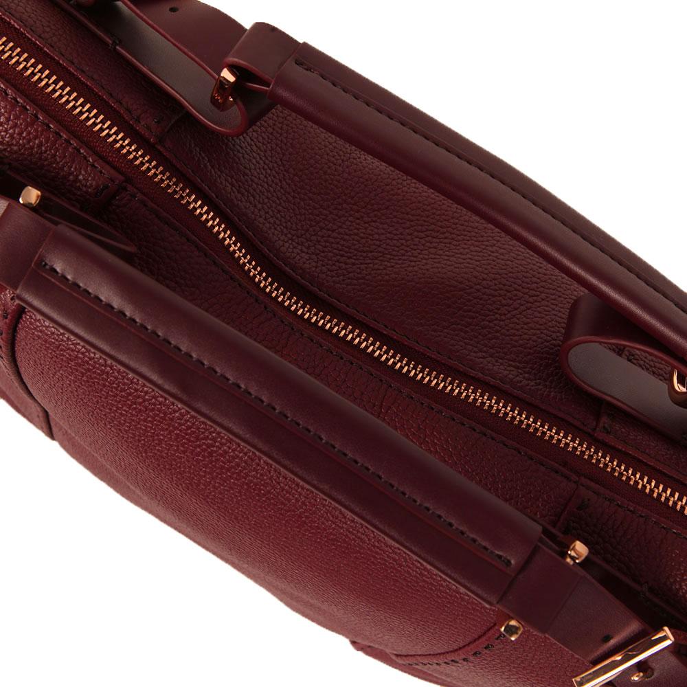 Salbee Bridle Handle Medium Tote Bag main image