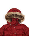 Barbour Lifestyle Girls Red Girls Shipper Quilt