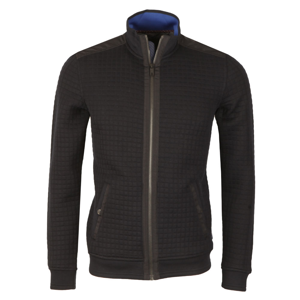 KEN LS Quilted Bomber main image