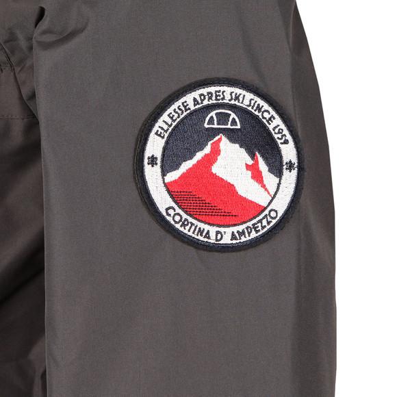 Ellesse Mens Brown Mont 2 1/4 Zip Jacket main image