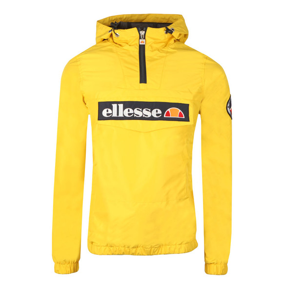 Ellesse Mens Yellow Mont 2 1/4 Zip Jacket main image