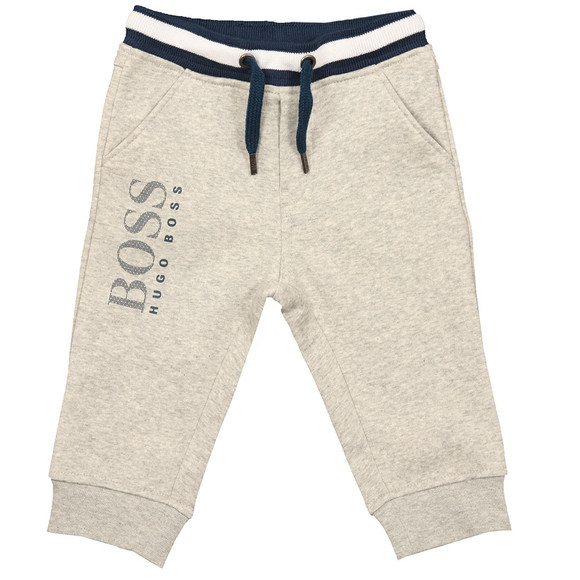 Boss Boys Grey Baby J04280 Jogger main image
