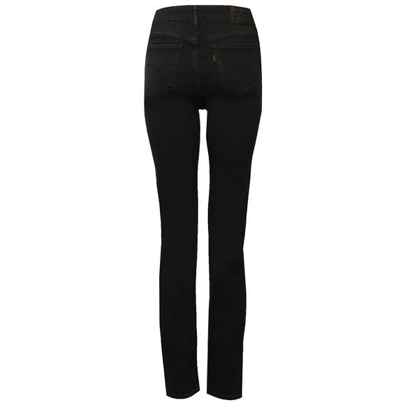 Levi's Womens Double Dye 712 Slim Jean main image