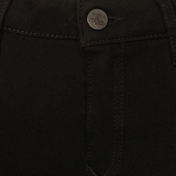 Vivienne Westwood Anglomania Womens Black Super Skinny Jean main image