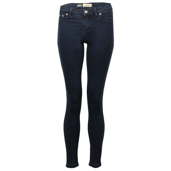 Superdry Womens Blue Alexia Jegging main image