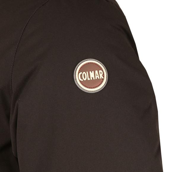 Colmar Mens Black Hooded Jacket main image