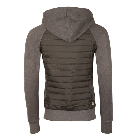 Colmar Mens Black Full Zip Hooded Sweatshirt main image