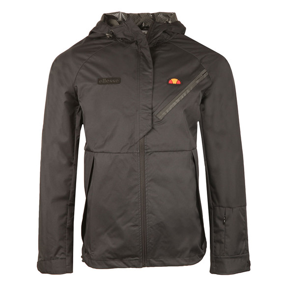 Ellesse Mens Grey Dispatch Poly Jacket main image