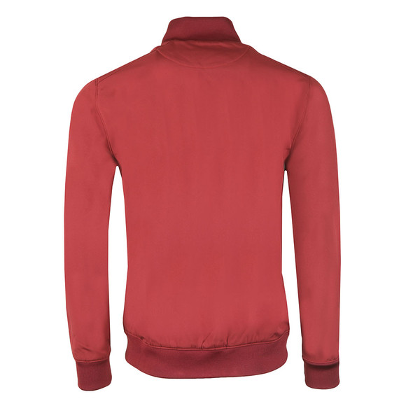 Lyle and Scott Mens Red Funnel Neck Soft Shell Jacket main image