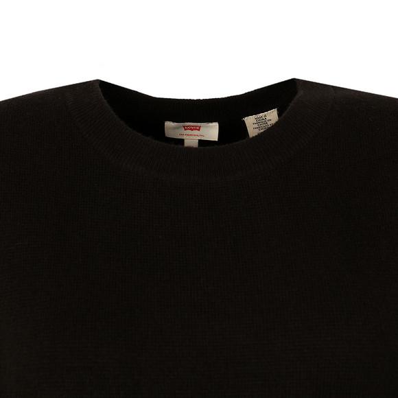 Levi's Womens Black Sporty Sweater main image