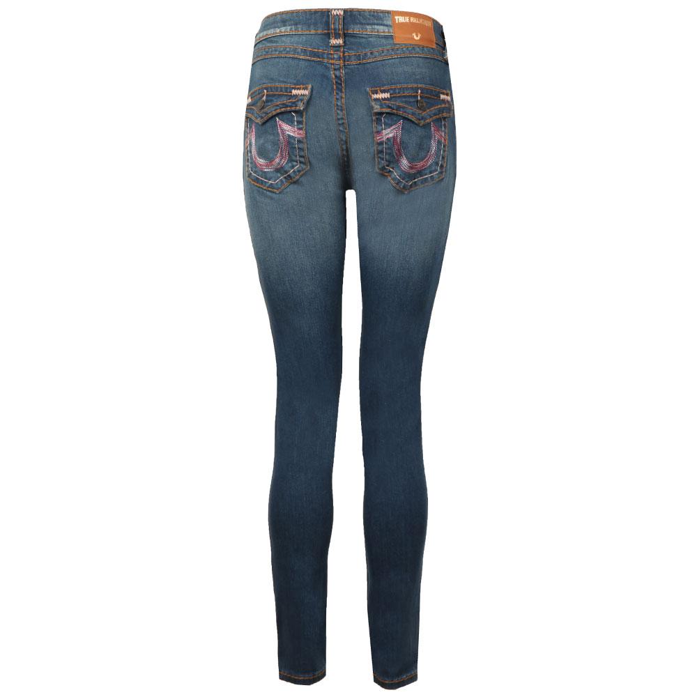 Jenny Curvy Flap Super T Jean main image