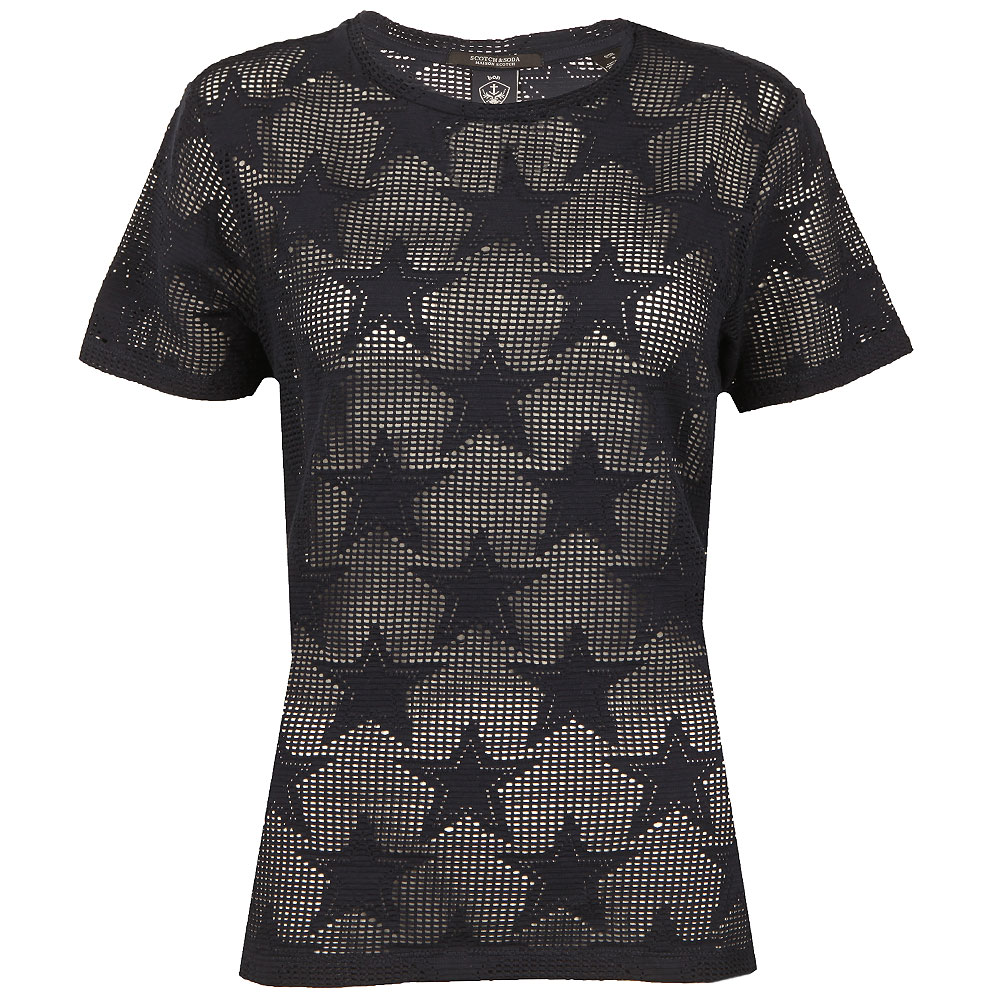 Short Sleeve Boxy T Shirt main image